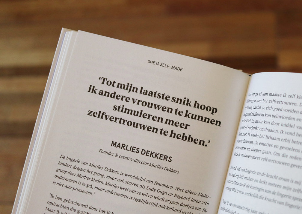 Boek review: The Self-Made Guide door Emilie Sobels