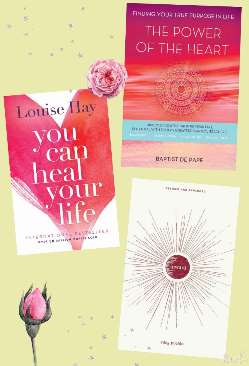 Mijn favoriete boeken over zelfliefde