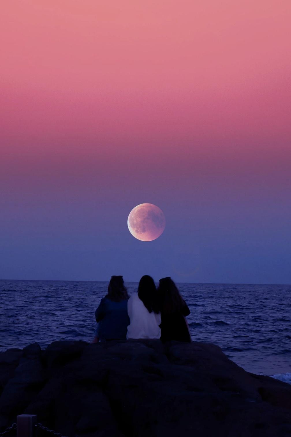 Drie volle maan rituelen (ook voor als je niet zo spiritueel bent)