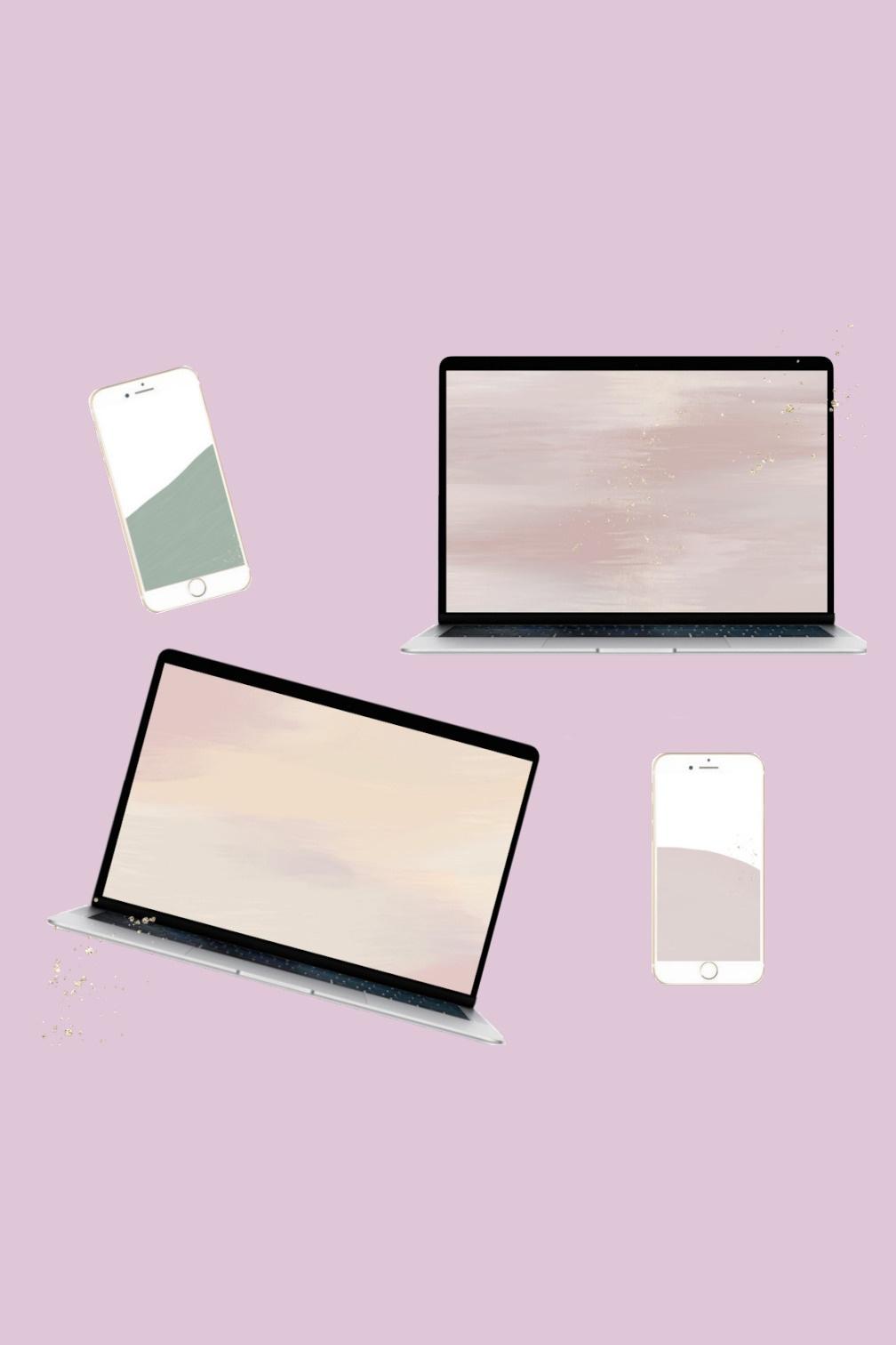 Be your own calm desktop & smartphone achtergronden