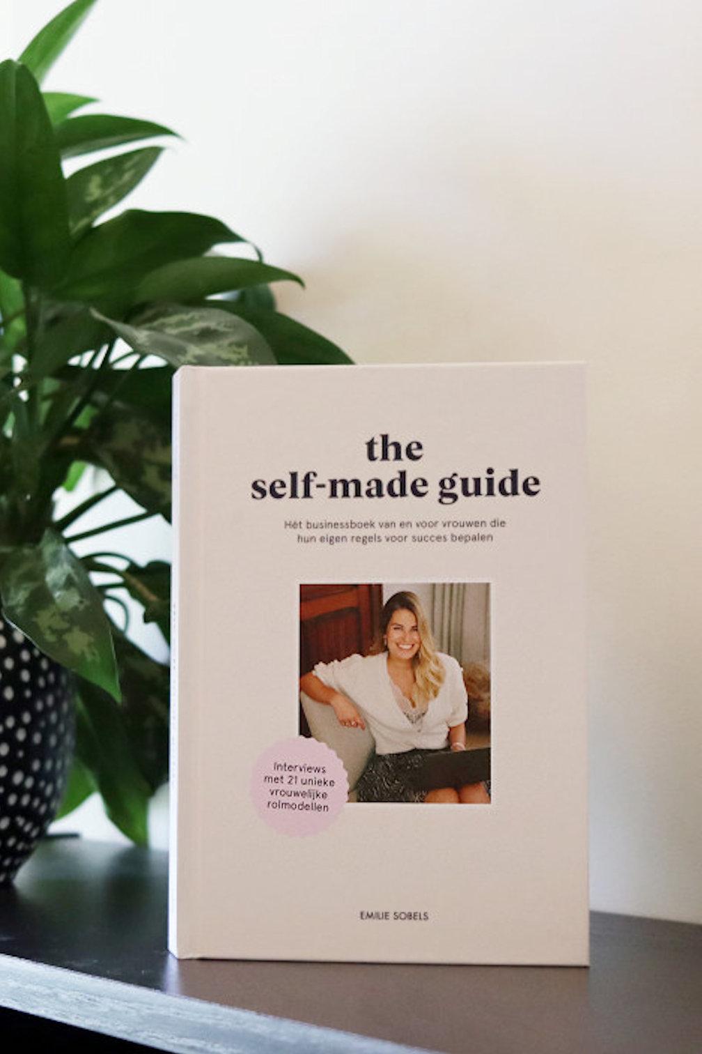 Boek review: The Self-Made Guide door Emilie Sobels