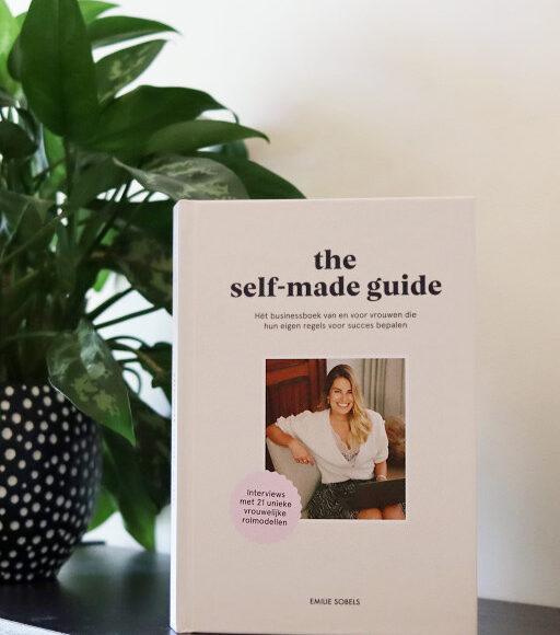 Boek review: The Self-Made Guide van Emilie Sobels