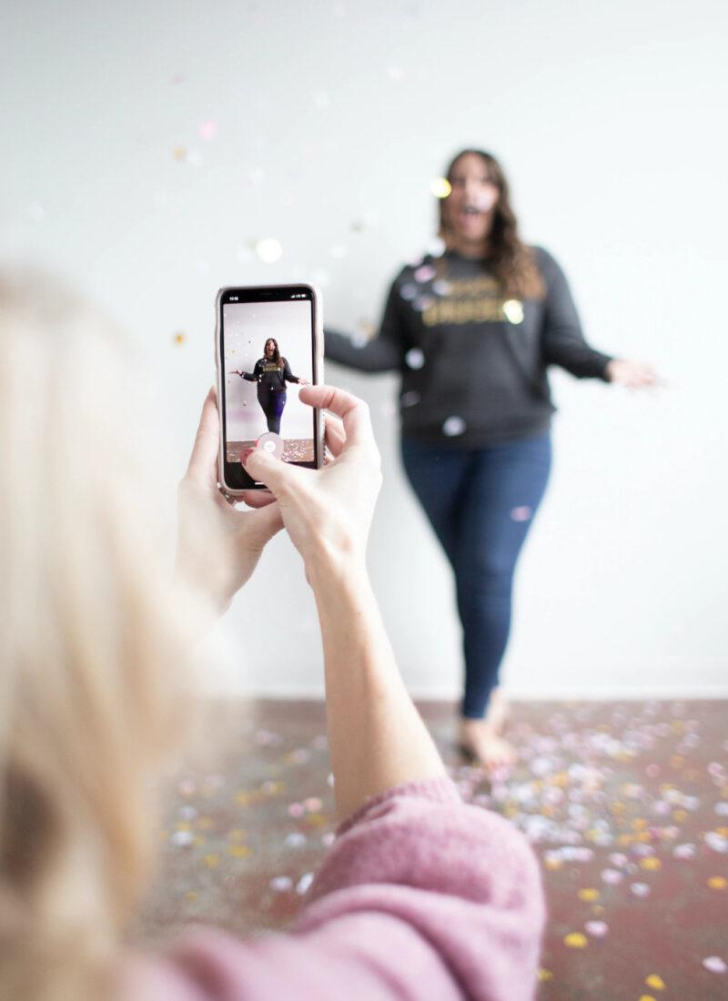 Het geheim van groot worden op Instagram