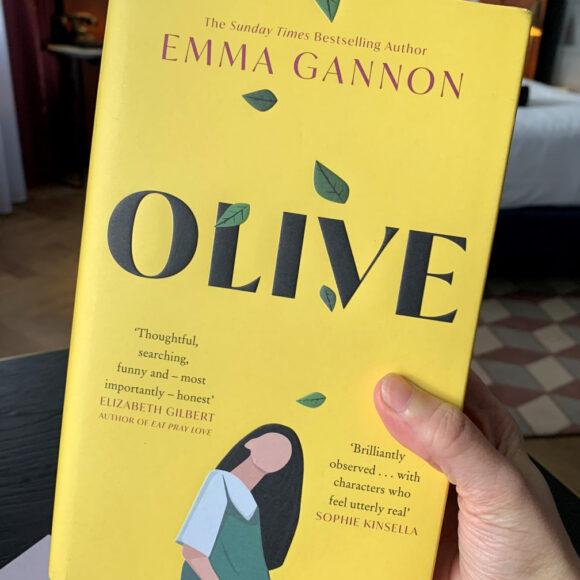 Boekentip: 'Olive' door Emma Gannon