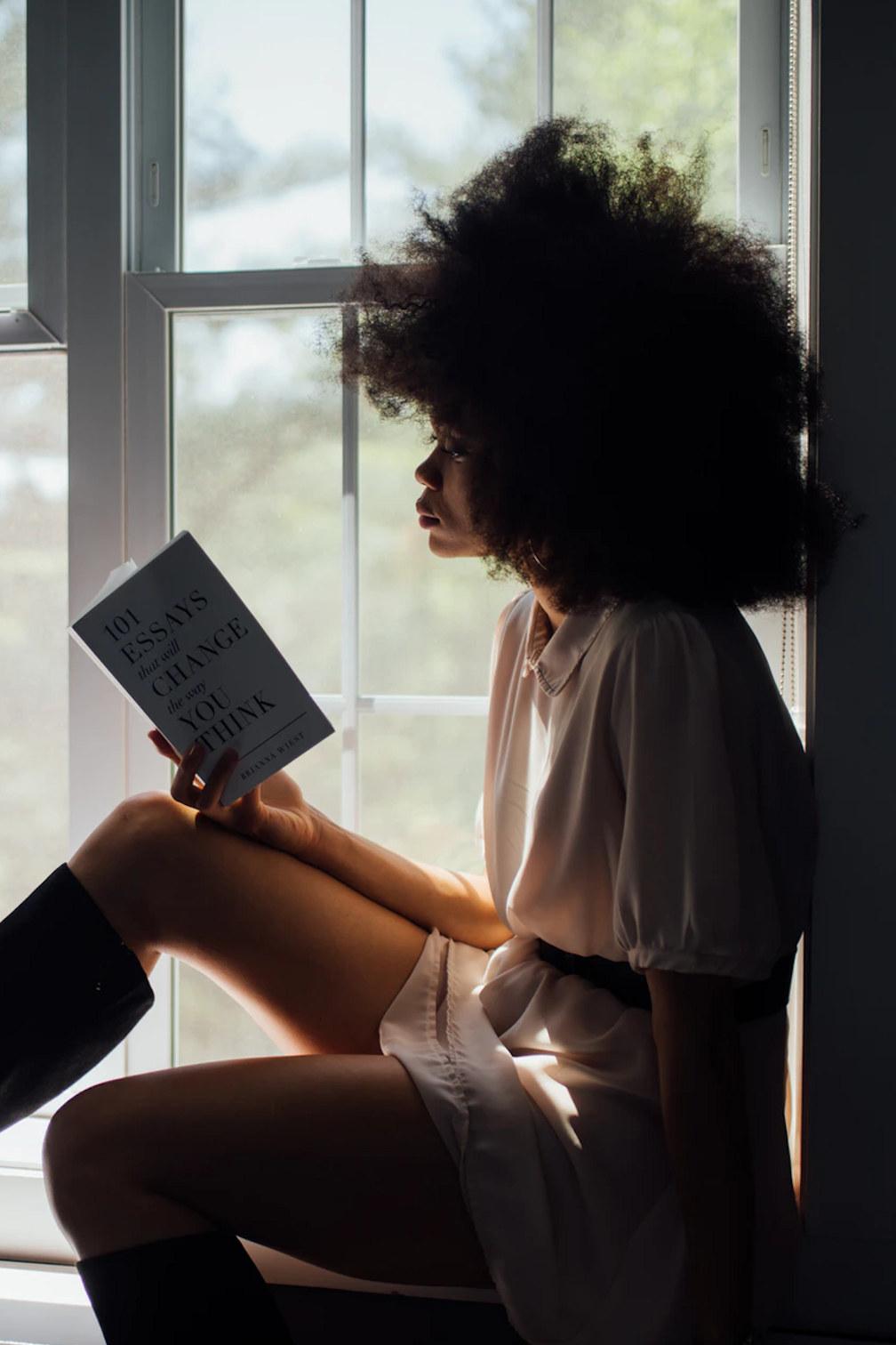 Wanneer je teveel zelfhulpboeken leest...